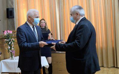 Pedagógus kitüntetések a Városházán