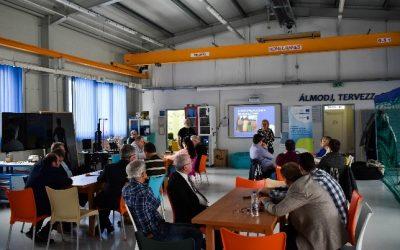 Alkotópedagógiai workshop