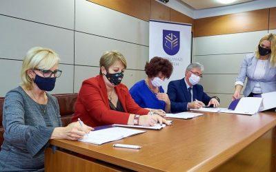 Együttműködési megállapodás a Nyíregyházi Egyetemmel