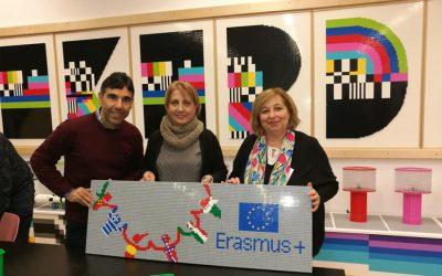 Erasmus+ partnertalálkozó
