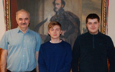 Széchenyis siker az informatika OKTV-n