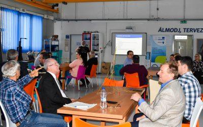 DKA alkotópedagógiai workshop